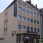 Hotel Regina,  Darmstadt