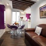 Appartement GowithOh Beauregard, Paris