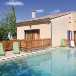 Hotel Pictures: Holiday Home Grillon with a Fireplace 06, Grillon