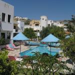 Kastro Studios Apartments, Myrtos