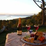 Foto Hotel: Island View Spa Cottage, Smithton