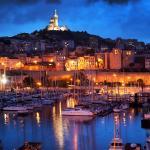 be3 - Vieux Port, Marseille