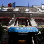 Hotel Pictures: Logis Le Midland, Vichy