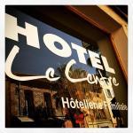 Hotel Le Centre,  Le Boulou