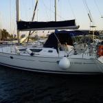 Suncruise Sailing Yacht Sun Odyssey,  Porto Koufo