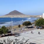 Playa Grande Medano, El Médano