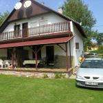 Holiday home Balatonmariafurdo, Lake Balaton 11, Balatonkeresztúr