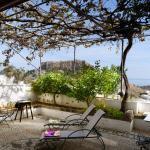 Villa Meandros, Líndos