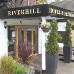 The Riverhill Hotel,  Birkenhead