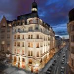 Art Nouveau Palace Hotel, Prague