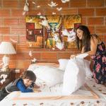 Hotel Pictures: Hosteria Florecer, Piñas