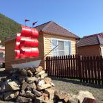 Holiday homes Aliye Parusa,  Bolshoye Goloustnoye