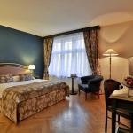 Elysee Hotel, Prague