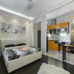Apartment near Avtovo, Saint Petersburg