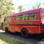 Vintage Bus Stay, Tangalle