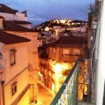Rossio Castle View,  Lisbon