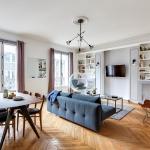Sweet Inn Apartments - Ponthieu, Paris