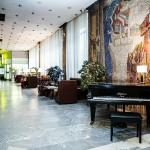 Universitetskaya Hotel,  Moscow