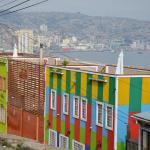Casa de Colores Apart,  Valparaíso