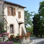 Villetta Rosetta, San Gimignano