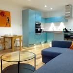 Belvedere Kings Cross Apartments,  London