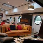 Hotel Pictures: Seine Loftboat, La Frette-sur-Seine