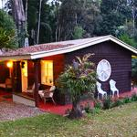 Hotelbilleder: Curtis Cottage, North Tamborine