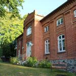 Gutshof Dubnitz, Sassnitz