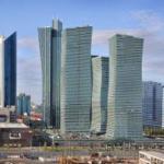 Apartment na Dostyk 5/1, Astana