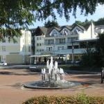 Hotel garni Am Brunnenplatz, Gerolstein