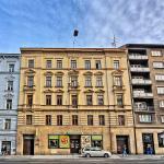 Apartments At I.P.Pavlova, Prague