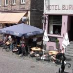 Hotel-Café-Burg Stahleck, Bacharach