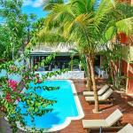 La Margarita Hotel, Pointe aux Piments