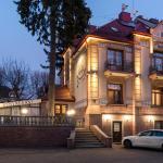 Villa Stanislavskyi Hotel, Lviv
