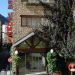 Hotel Jaume I, Andorra la Vella