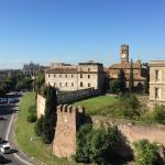 St. John's Balcony B&B, Rome