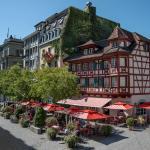 Hotel Rebstock, Luzern