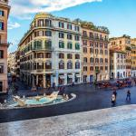 The Inn at the Spanish Steps-Small Luxury Hotels, Rome