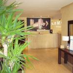 Hotel Pictures: Hotel La Mota, Medina del Campo