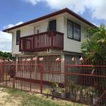 Paul's waterfront house, Nuku'alofa
