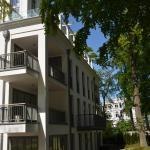 Parkvilla Amalie - Spa Penthouse, Binz