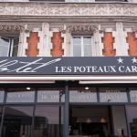Hôtel Les Poteaux Carrés, Saint-Étienne