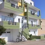 Julia Apartments, Makry Gialos