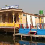 Houseboat Moon of Kashmir, Srinagar