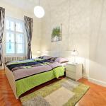 Italská One Apartment, Prague
