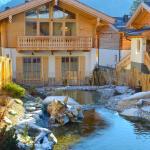 Foto Hotel: Chalet am Teich by Alpen Apartments, Wald im Pinzgau