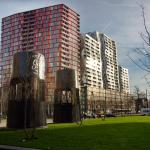 568 Calypso Apartment with Private Parking and Gym,  Rotterdam