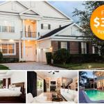 Reunion Resort Homestead Mansion,  Kissimmee