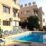 Panklitos Tourist Apartments,  Paphos City