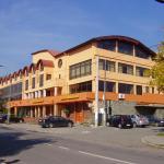 Hotel Meridian Orsova, Orşova